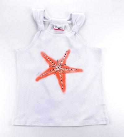 Camiseta tirantes niña