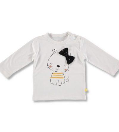 Camiseta-bebé-niña-blanca-oso-Anabel-Moda-Infantil