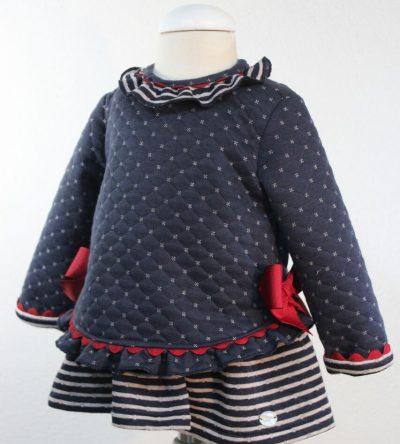 Vestido-bebé-niña-familia-Bayona-de-Basmarti