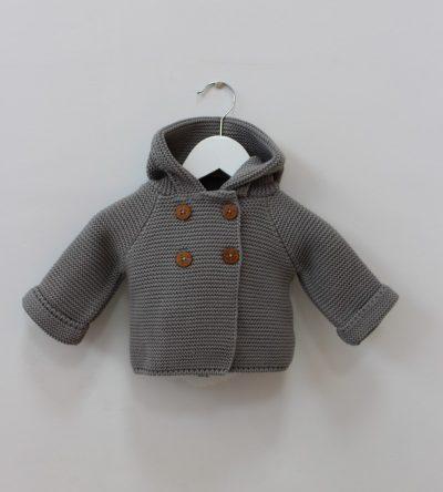 Trenca-punto-gris-Anabel-moda-infantil