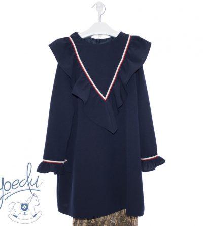 Vestido-niña-marino-Anabel-moda-infantil