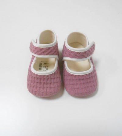 Zapatos-rosa-empolvado-Cambrass-Anabel-Moda-Infantil