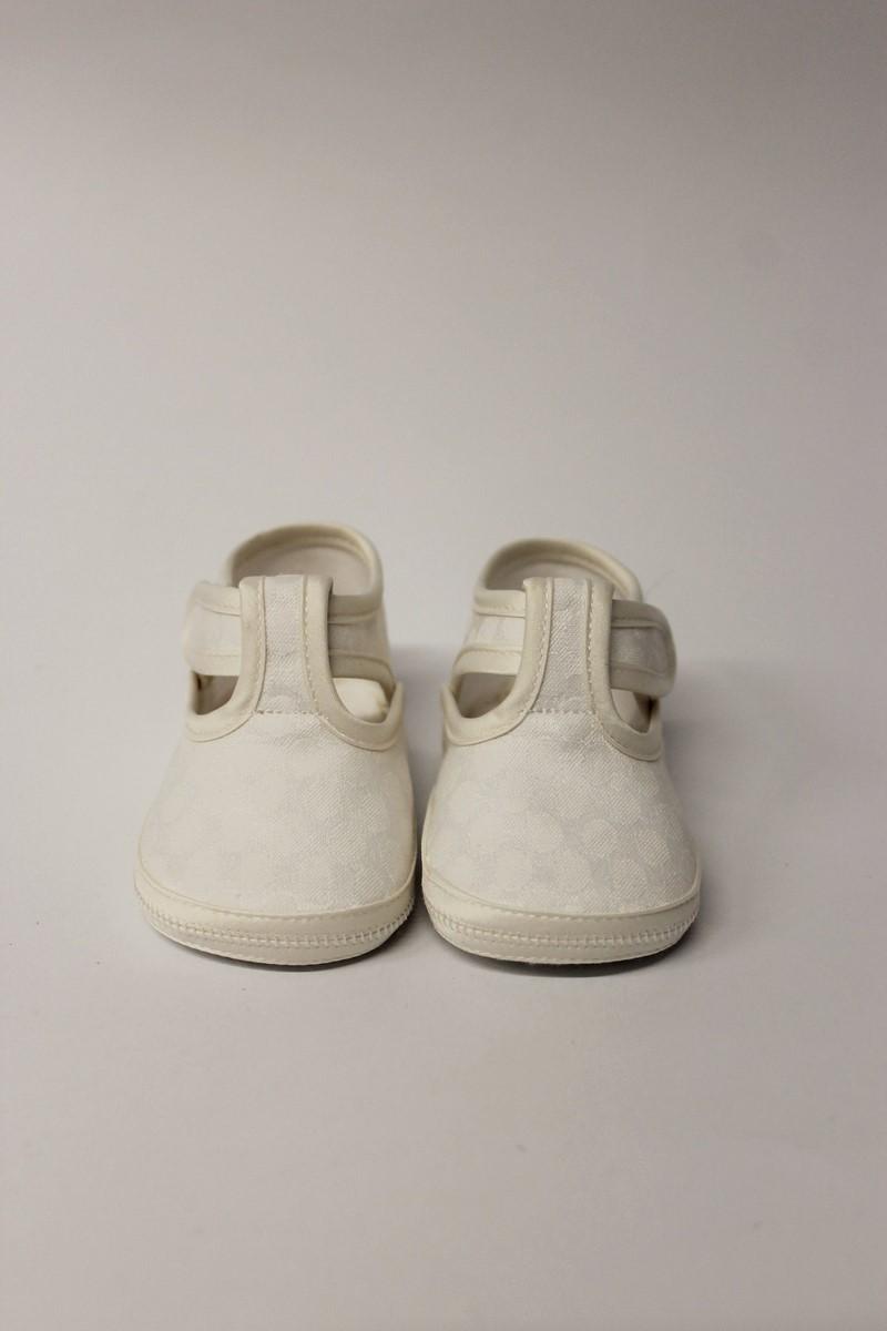 Niño Zapatos Bebé Lunares Beige E2YHDIW9