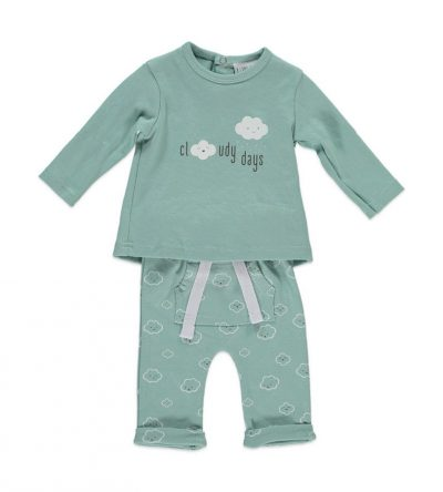Conjunto-bebé-algodón-fino-verde-empolvado