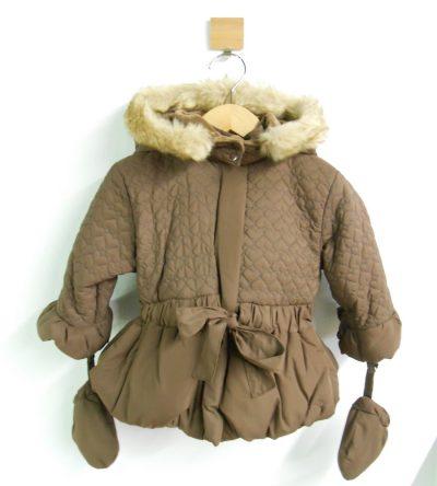 Abrigo-acolchado-bebé-niña-corazones