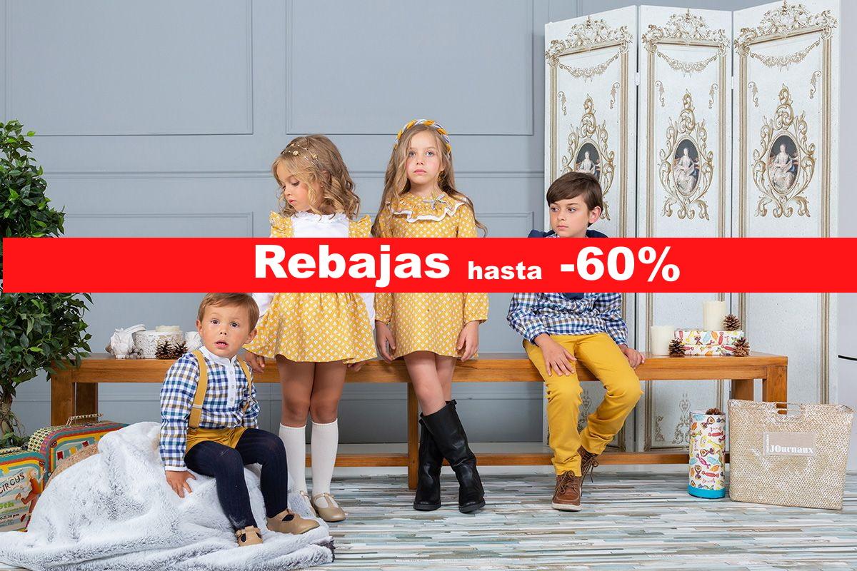 Rebajas hasta -60%