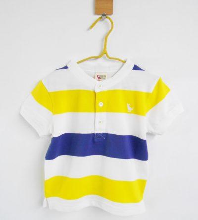 Polo-rayas-amarillas-Anabel-Moda-Infantil