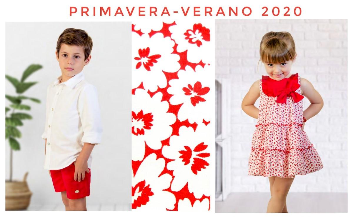 Colección Primavera-verano 2020
