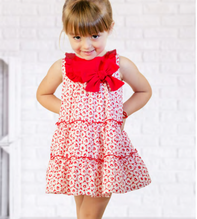 vestido-niña-flores-rojas