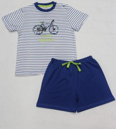 Pijama-niño-bicicleta
