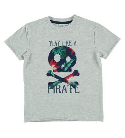 Camiseta-calavera