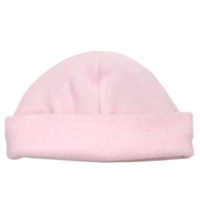 gorro-terciopelo-liso-rosa