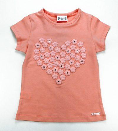 Camiseta-flores-relieve