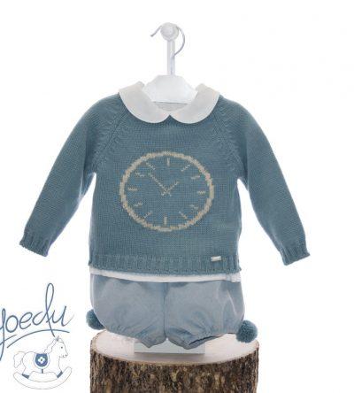 Conjunto-baby-tres-piezas-reloj-Anabelmodainfantil