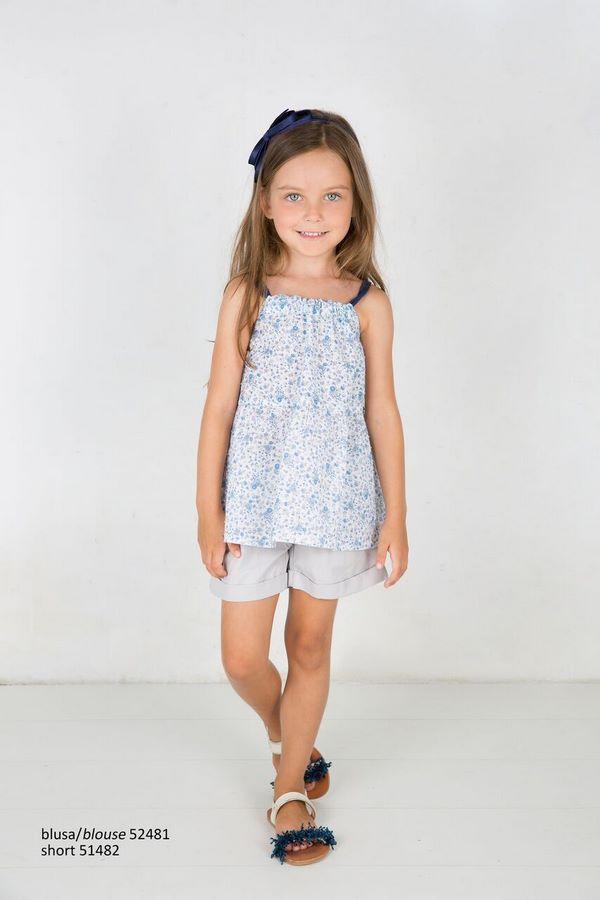 Conjunto Tirantes Niña Bimbalina Anabel Moda Infantil